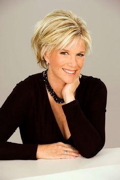 Joan Lunden, an inspirational and visionary leader! Via MokshaLife.com