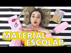 YouTube Como Fazer Post It, Youtube, Diy, Back 2 School, Homemade, Stuff Stuff, Craft, School Supplies, Bricolage