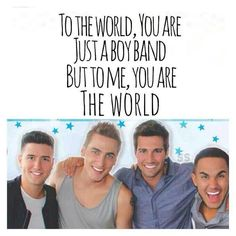 <3 Big Time Rush is my everything<3
