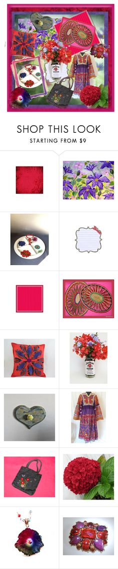 """Blooming business"" by woeste ❤ liked on Polyvore featuring Villeroy & Boch, Reeds Jewelers, Jim Beam and Liz Claiborne"