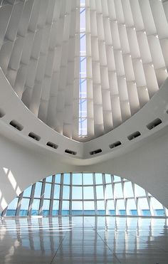 Windhover Hall - Milwaukee Art Museum