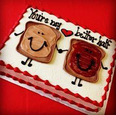 Perfect Anniversary Cake :)