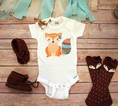 99359c898950 Fox Baby bodysuit, Fox Onesie®, Boho Baby Clothes, Cute Baby Clothes, Baby  Girl Clothes, Baby Shower Gift, Cute Onesies, Woodland Onesie