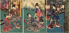 JAPAN PRINT GALLERY: The Presentation