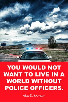 World Without Police Officers
