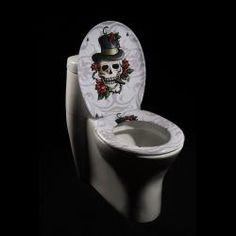 Toilet Seat Covers On Pinterest Christmas Bathroom Toilet Seats And Seat C