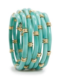 MANGO - Spiralarmband