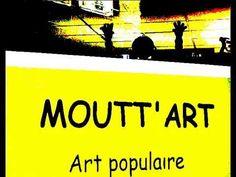 OFF ateliers sauvages 2016 à la galerie Moutt'Art, rue de la Treille à C...