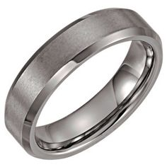 Bridal & Wedding Party Jewelry Engagement & Wedding Stainless Steel 8mm Brown Plated Brushed Wedding Ring Band Size 11.00 Fancy Making Things Convenient For Customers
