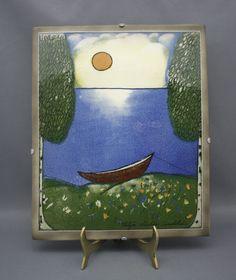 Finland, Nostalgia, Ceramics, Glass, Painting, Beautiful, Design, Art, Ceramica