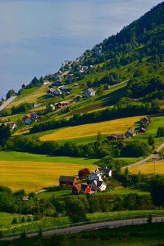Viva la Voyage: The Fjords of Norway