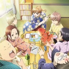 Chihayafuru 2 Original Soundtrack Anime Music for sale online Manga Anime, Fanarts Anime, Anime Art, Anime Group, Anime Music, Shugo Chara, Character Development, Anime Cosplay, Sword Art Online