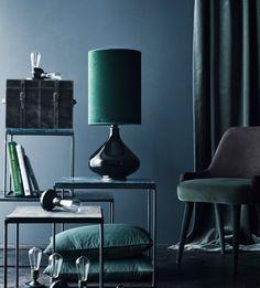green velvet: Rue Verte