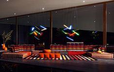 Muebles estilo Bohemio de Roche Bobois