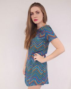 Come out to play in this vibrant print  on our Tribal mini dress!   #fashion #instafashion #fashiondesign  #design #boutique #ootd #lookoftheday #instadaily #instastyle #fashionblogger #blogger #styling #fashiononline #textiledesign #photooftheday #fashionphotography #dress #pattern