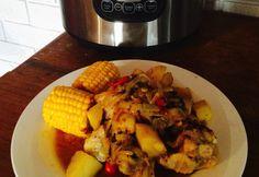 Tarragon Lemon Roast Chicken Hot Pot - Real Recipes from Mums