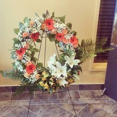 cool vancouver florist A #SympathyWreath for a beloved one #sympathyflowers #valleyviewfuneralhome #burnabyflowers #burnabyflorist #coquitlamflorist #amazingflorals by @amazingflorals  #vancouverflorist #vancouverflorist #vancouverwedding #vancouverweddingdosanddonts