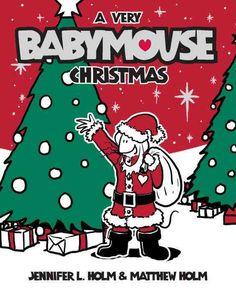 Babymouse 15: A Very Babymouse Christmas