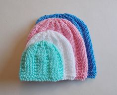 Almost as soon as I posted the instructions for my  Perfect Unisex Baby Hat  5efbaf6680