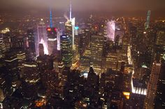 new york at night  - Google Search