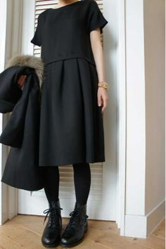 Dress black outfit classy fashion ideas 46 Ideas Source by dresses fashion classy Trendy Dresses, Nice Dresses, Casual Dresses, Casual Outfits, Look Fashion, Trendy Fashion, Womens Fashion, Fashion Design, Classy Fashion