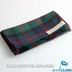 Clan Blair Modern Wool Tartan Scarf