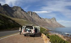 Unbeatable scenery of the Cape, by Leon Marais.