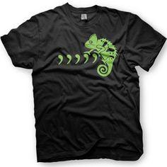 Comma, Comma, Comma, Comma, Comma Chameleon. Funny Tshirt by CharmCityGear on Etsy https://www.etsy.com/listing/127621266/comma-comma-comma-comma-comma-chameleon