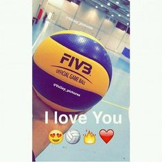 Reposted from Who loves It Too ? This phtot is taken by me add… Volleyball Tumblr, Volleyball Images, Volleyball Wallpaper, First Love, My Love, Instagram Images, Instagram Posts, Snapchat, Ads