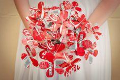 Idea for Glor's wedding