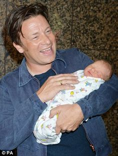 Jamie Oliver is a proud father-of-five, and regularly welcomed new arrival River Rocket. The chef has been sharing snaps of his beautiful family getting to know the latest addition over the past few weeks. Jools Oliver, Jamie Oliver, Important People, Beautiful Family, Sons, The Past, Baby Boy, Celebrities, Celebs