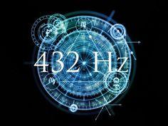 432Hz Deep Theta Meditation ➤ Synchronise Brain Hemispheres   Activate Higher Mind    Binaural beats - YouTube