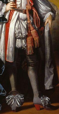 Simon Pietersz. Verelst (1644–1710/1717) Charles II of England (1630-1685) Royal Collection