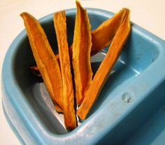 Sweet Potato Chews recipe.