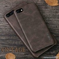 Compatible iPhone Model: iphone 7,iphone 7 Plus Material: PU leather Feature: thinner,lighter,slimpe