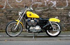 Gnarly Harleys – Harley Davidson Sportster 1200 XLC