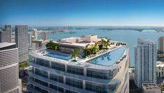 The SLS offers unbelievable penthouses, one of Miami's hottest pools, and cuisine by José Andrés…