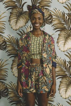 ▷ 1001 + ideas of stylish African print and how to wear it African Inspired Fashion, African Men Fashion, African Beauty, Kitenge, Mode Wax, Style Africain, Estilo Hippie, Afro Style, African Prints