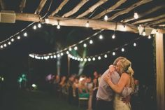 First Dance at Coco Palms