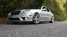 AMG - Picture Thread - Now that many forum members are getting their cars, perhaps it's time we had a sticky thread where they can post or repost their pictures? Mercedes Benz Sedan, E55 Amg, King Of Kings, Classic Cars, Trucks, Hot, Vehicles, Mercedes Benz Cars, Storage