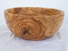 olive wood (my favorite) bowl