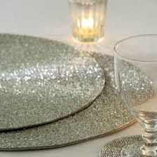 gold and blue placemats - Google Search