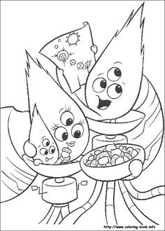 87 Chicken Little Coloring Pictures