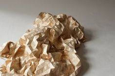 Origami design tackles 3D and waste