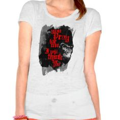 I Will Think For You T Shirts