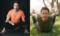 Downey Jr Gets His Yoga On! Robert Downey Jr and Yoga by mindbodygreenRobert Downey Jr and Yoga by mindbodygreen Robert Downey Jr, Tai Chi, Fitness Quotes, Yoga Fitness, Mens Fitness Magazine, Pilates, Iron Man, Mantra, Downey Junior