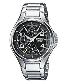 ¡Chollo! Reloj CASIO Edifice EF-316D-1AVEF por sólo 39,83 euros. 45% de descuento. ⌚