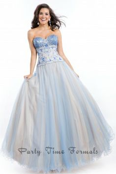 Party Time - Style 6576 [6576] - $438.00 : Wedding Dresses, Bridesmaid Dresses, Prom Dresses and Bridal Dresses - Your Best Bridal Prices