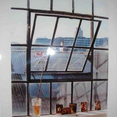 Window Caravaggio by Wolfgang Tillmans Wolfgang Tillman, Deco Floral, Found Art, Big Photo, Casement Windows, Through The Window, Caravaggio, World Traveler, Garden Styles