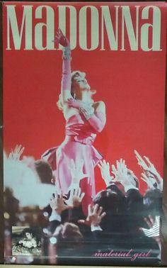 Check out this item in my Etsy shop https://www.etsy.com/listing/478901377/ultra-rare-vintage-madonna-1984-material